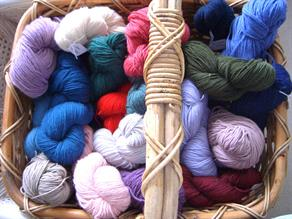 Wool colours